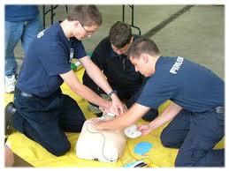 Paramedics HCP CPR